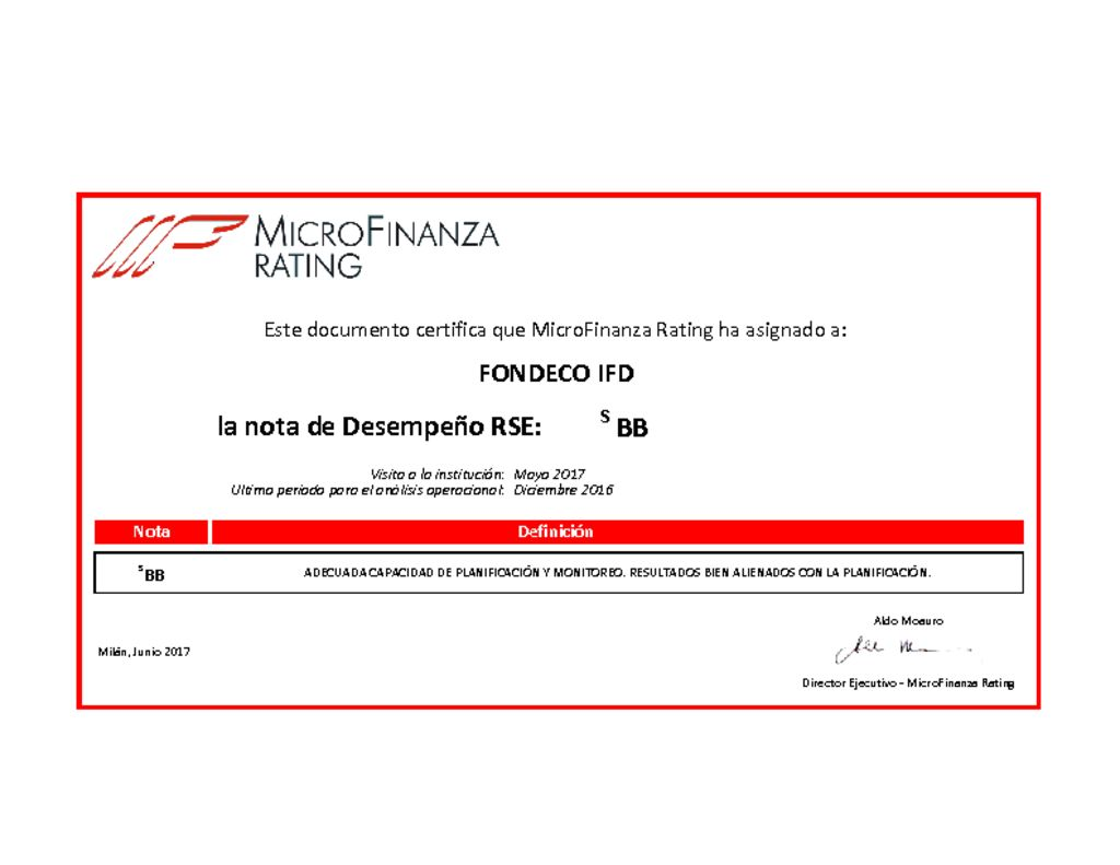 thumbnail of Certificado RSE Dic16_FONDECO